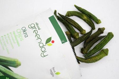 【不肥零食】辦公室OL至愛 營養師推介5款低卡零食 – 秋葵脆脆 – HK01